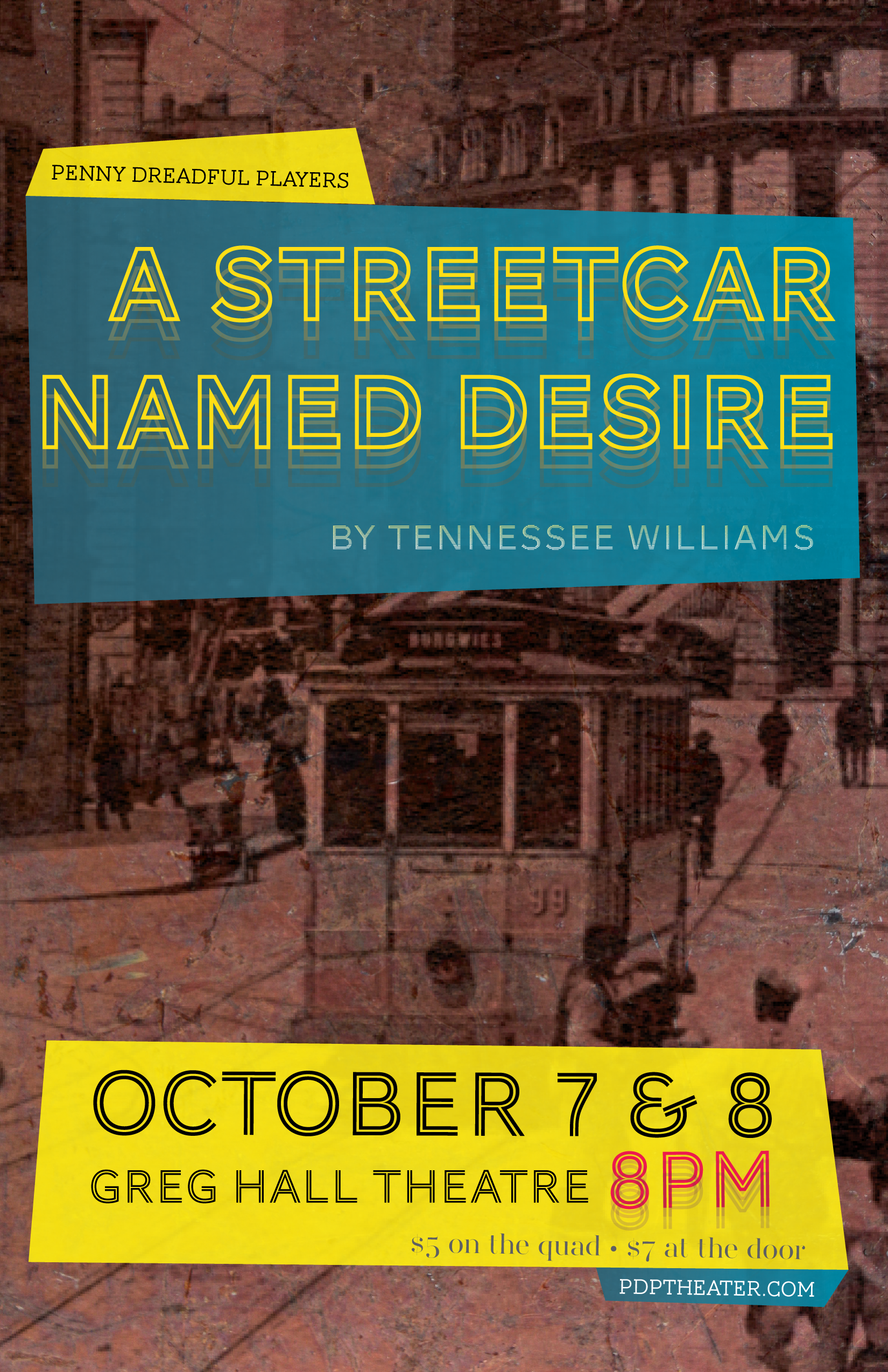 the mask of illusions of blanche and stella dubois in a streetcar named desire a play by tennessee w Blanche dubois (married name grey) is a fictional character in tennessee williams' 1947 pulitzer prize-winning play a streetcar named desirethe character was written for tallulah bankhead.